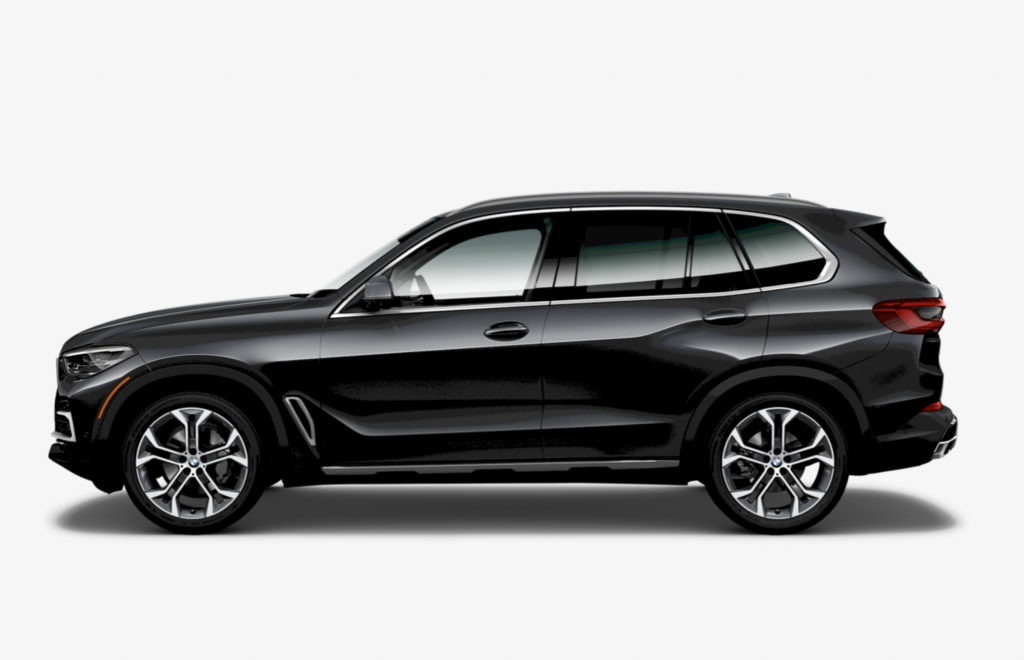 2021 BMW X5 40i X-Drive