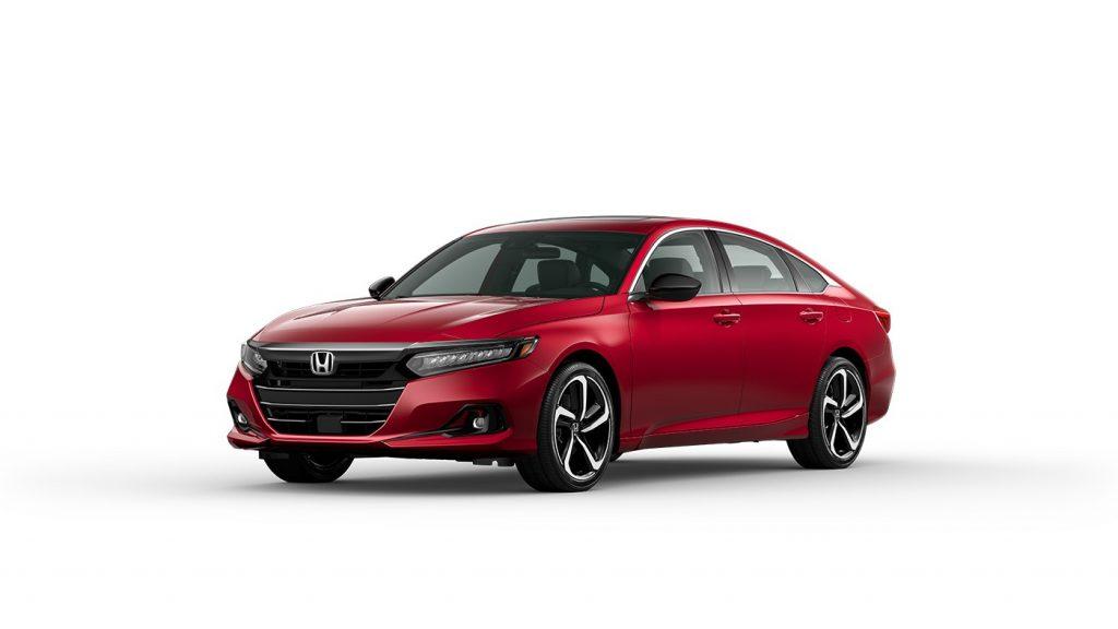 2021 Honda Accord Sport 2.0T