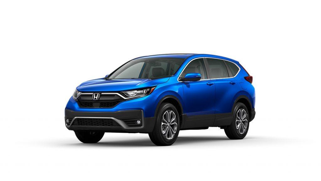 2021 Honda CR-V EX-L AWD
