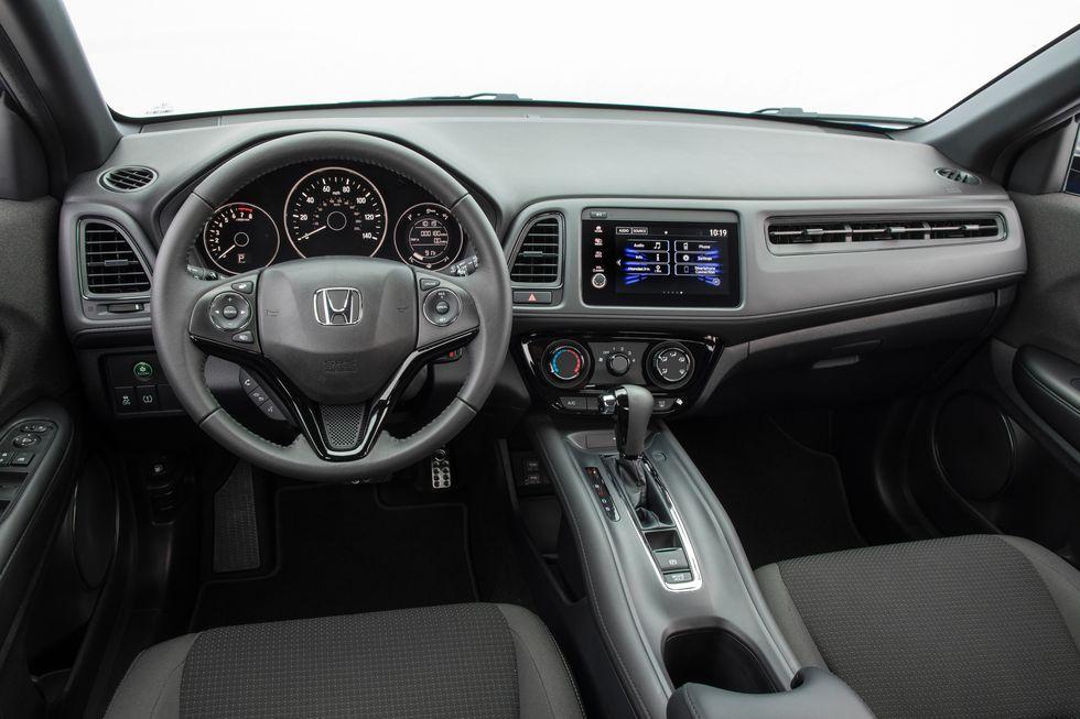 2021 Honda HR-V EX AWD