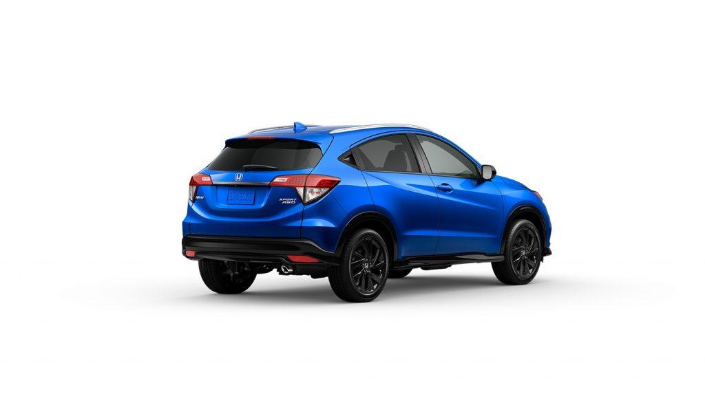 2021 Honda HR-V Sport AWD