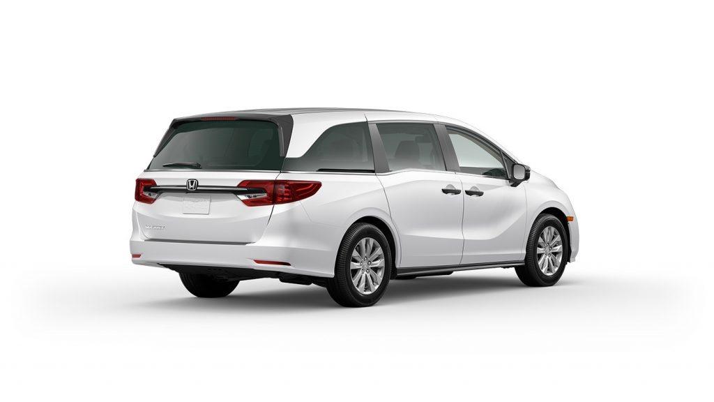2021 Honda Odyssey LX