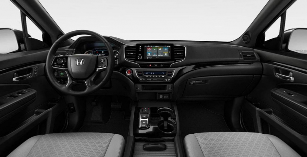 2021 Honda Passport Touring AWD