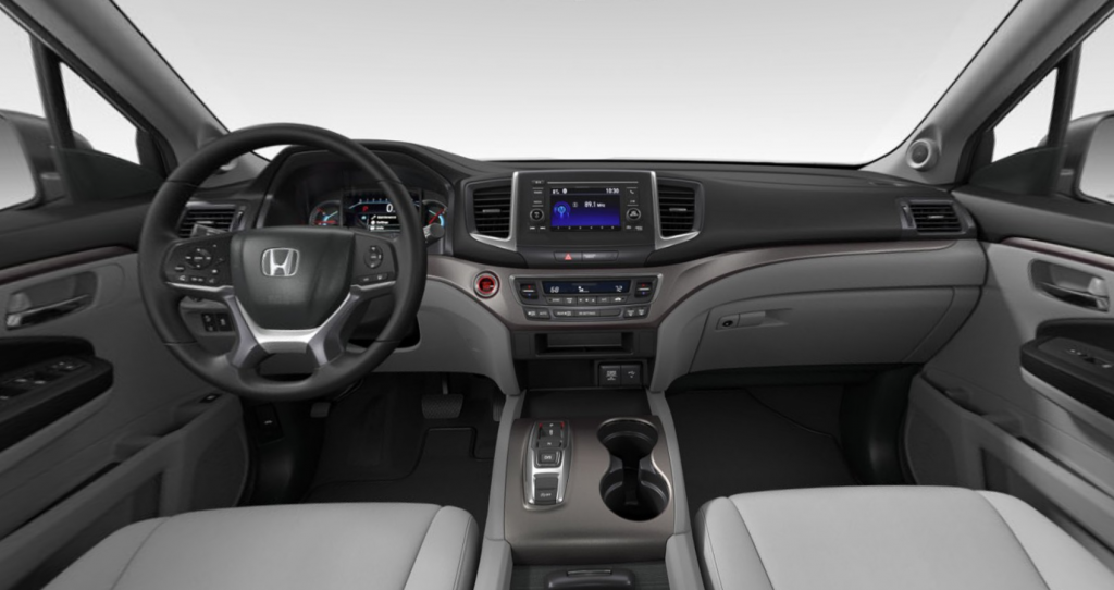 2021 Honda Pilot LX AWD