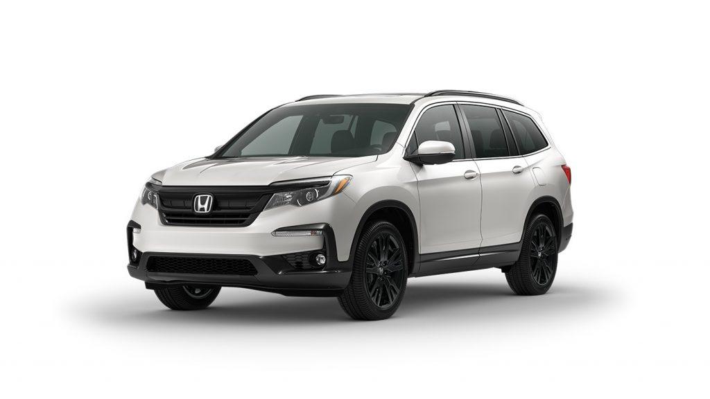 2021 Honda Pilot Special Edition AWD