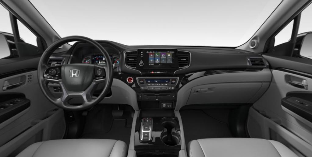 2021 Honda Pilot Touring AWD