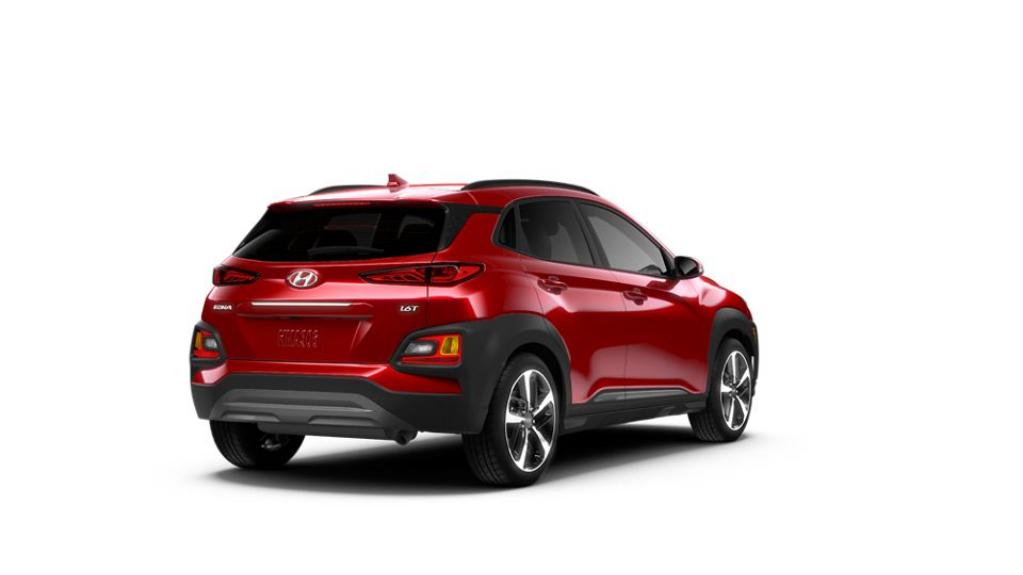 2021 Hyundai Kona Limited AWD