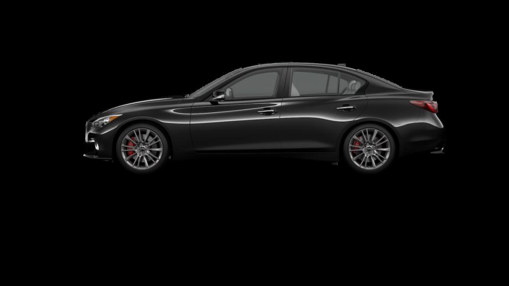 2021 Infiniti Q50 Red Sport 400 AWD