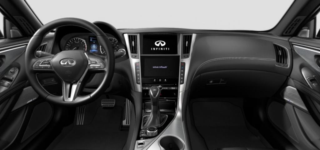 2021 Infiniti Q60 Luxe AWD