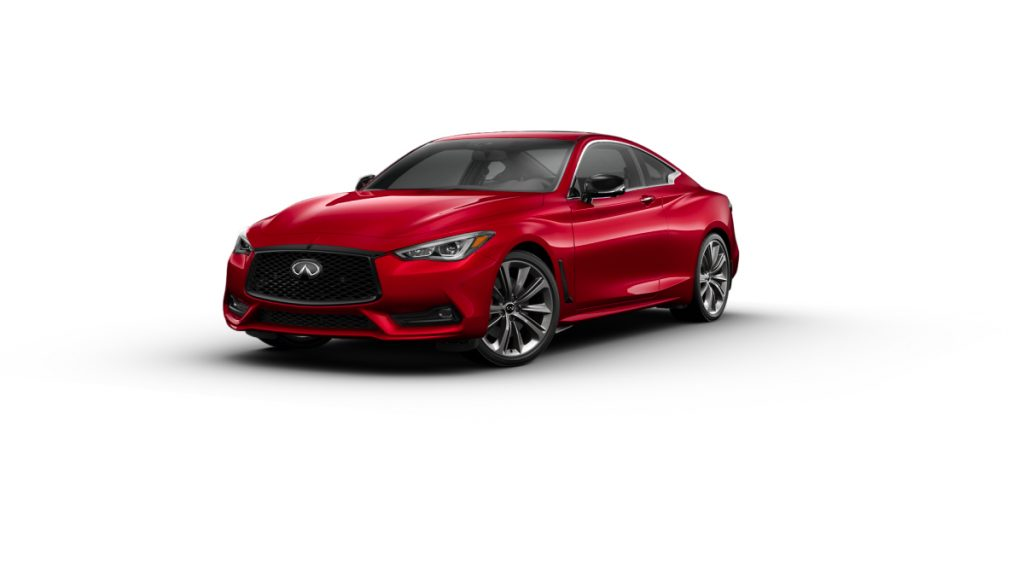 2021 Infiniti Q60 Red Sport 400 AWD