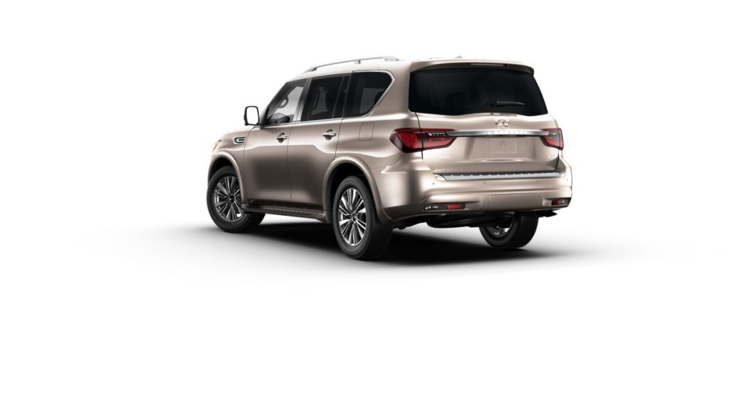2021 Infiniti QX80 Luxe 4WD