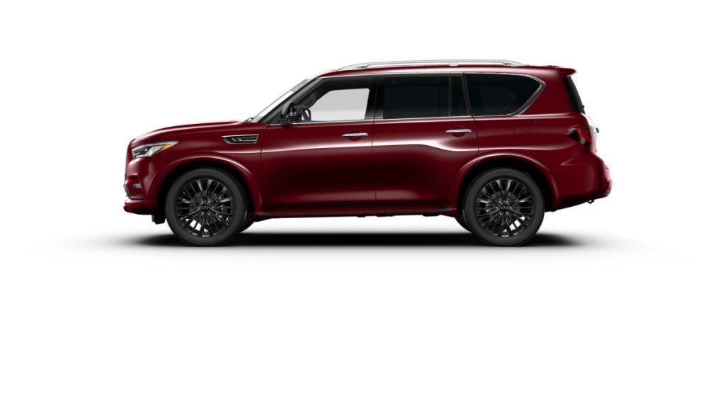 2021 Infiniti QX80 Premium Select 4WD
