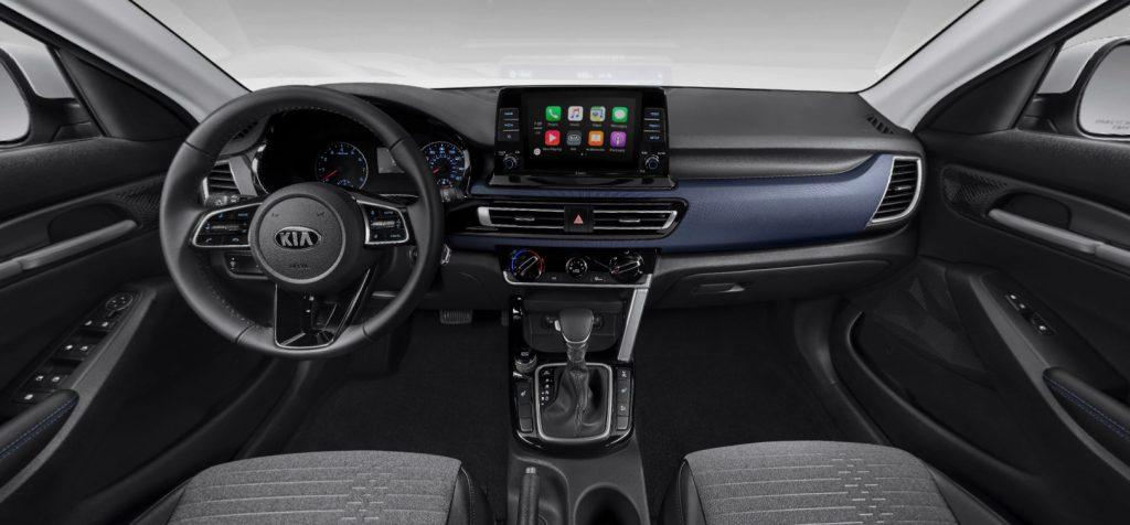 2021 Kia Seltos S-Turbo AWD
