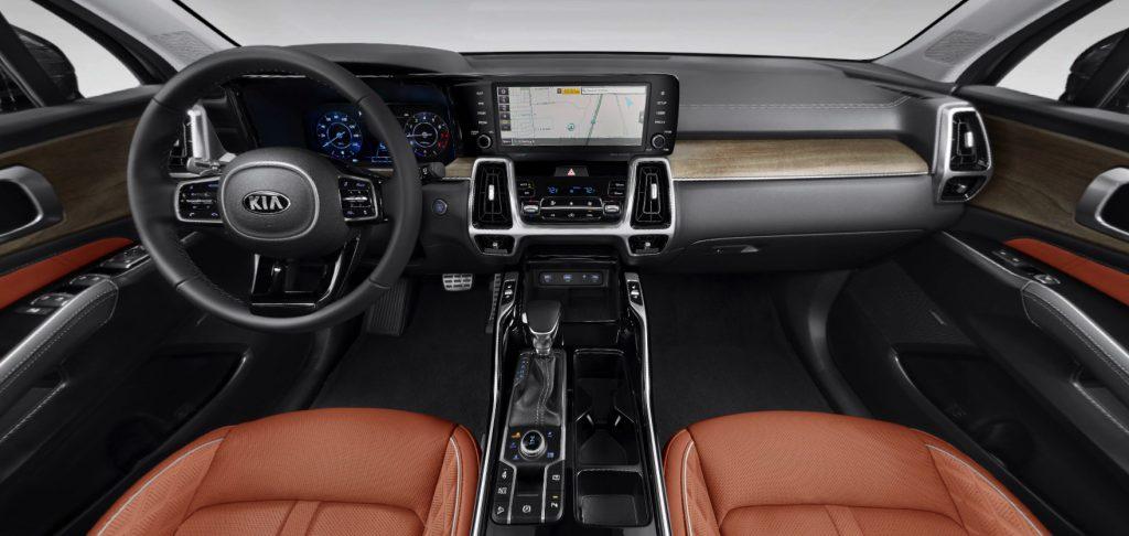 2021 Kia Sorento SX-Prestige AWD