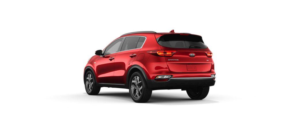 2021 Kia Sportage EX AWD