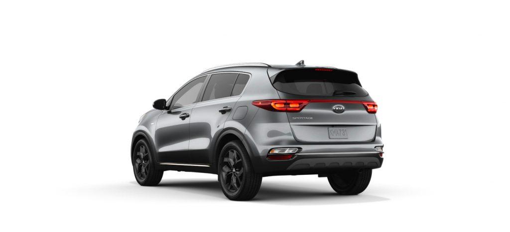 2021 Kia Sportage S AWD