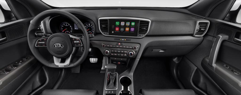 2021 Kia Sportage S Nightfall Edition AWD