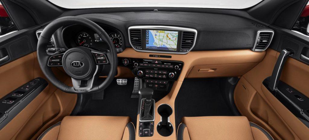 2021 Kia Sportage SX Turbo AWD