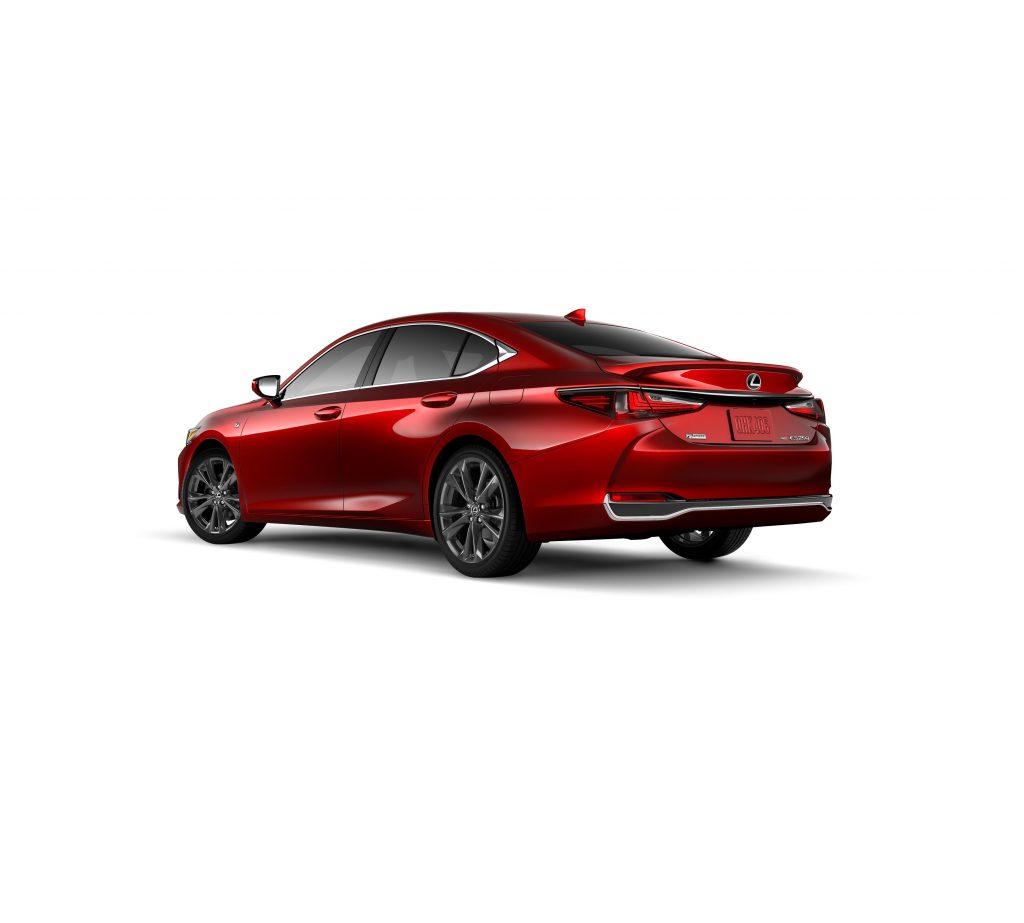 2021 Lexus ES250 F-Sport AWD