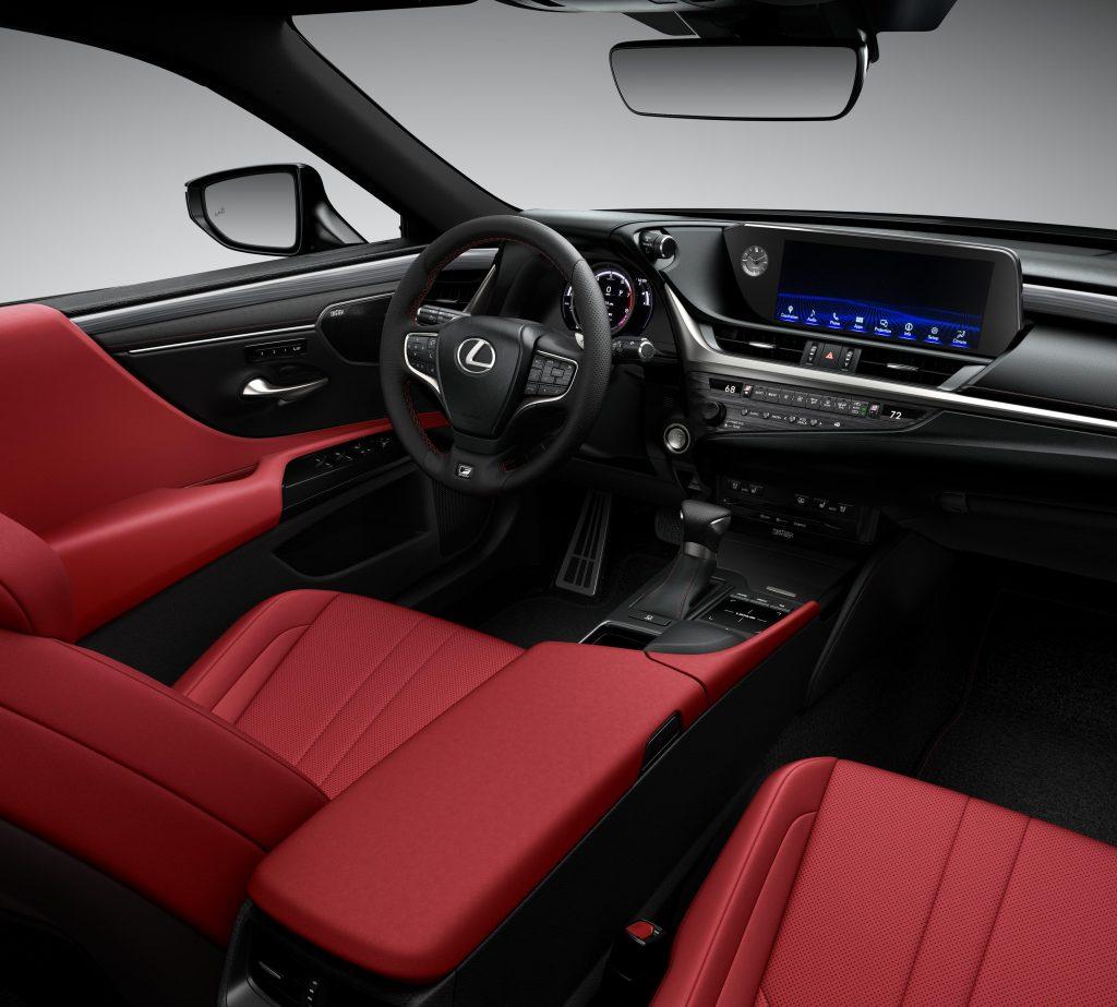 2021 Lexus ES350 F-Sport