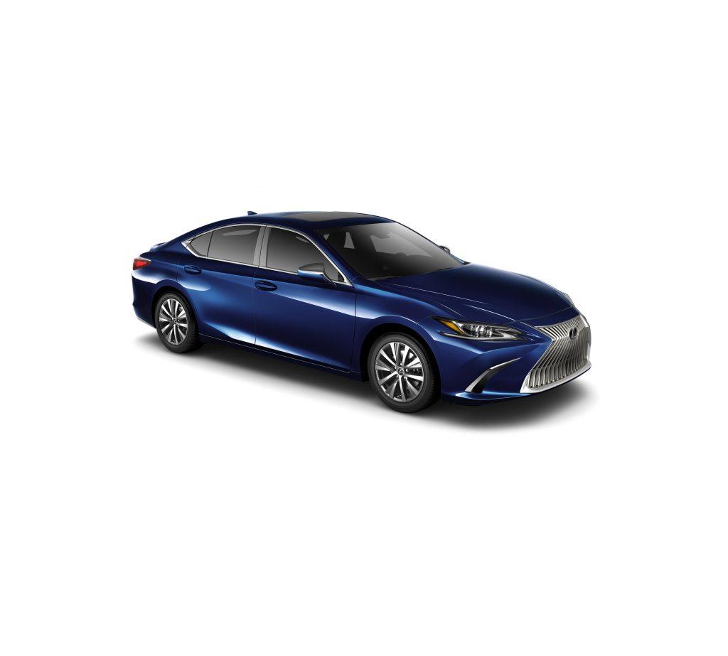 2021 Lexus ES250 Ultra Luxury AWD