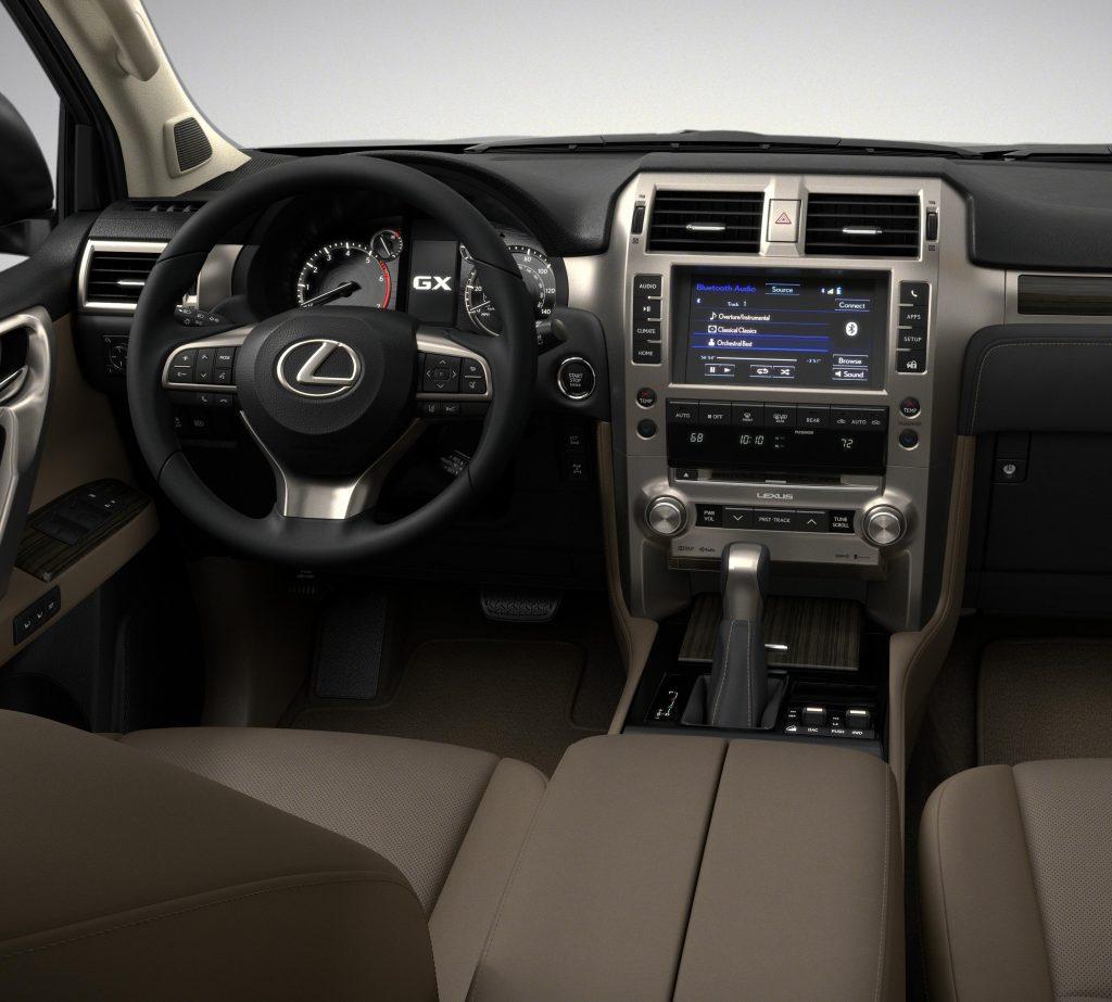2021 Lexus GX460 4WD