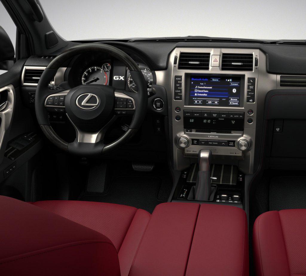 2021 Lexus GX460 Luxury 4WD