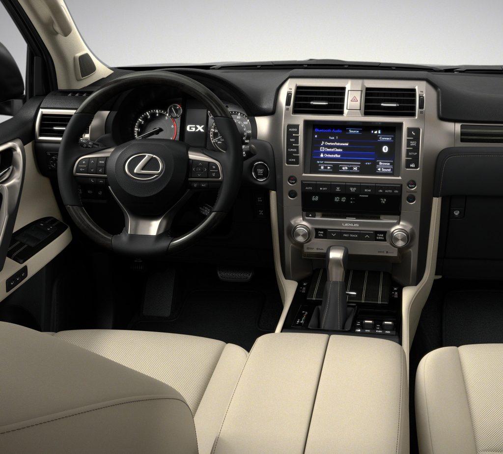 2021 Lexus GX460 Premium 4WD