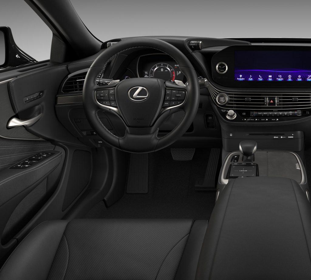 2021 Lexus LS500 AWD