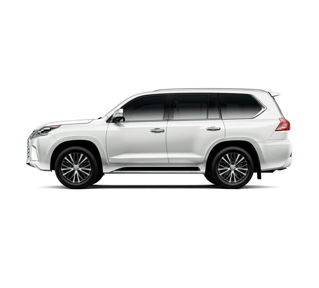 2021 Lexus LX570 4WD