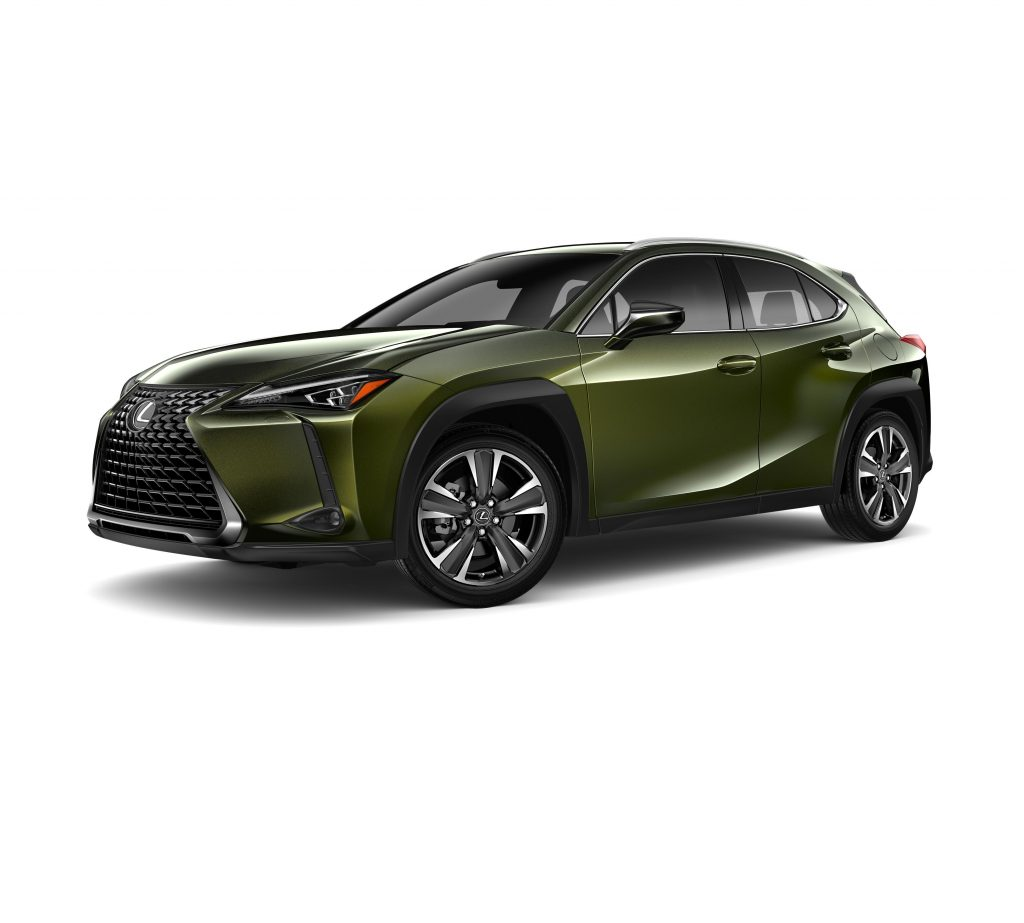 2021 Lexus UX200 Luxury