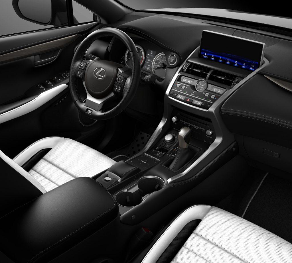 2021 Lexus NX300 F-Sport AWD