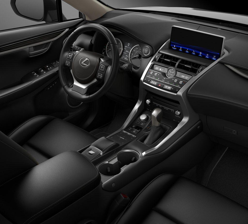 2021 Lexus NX300 Luxury AWD