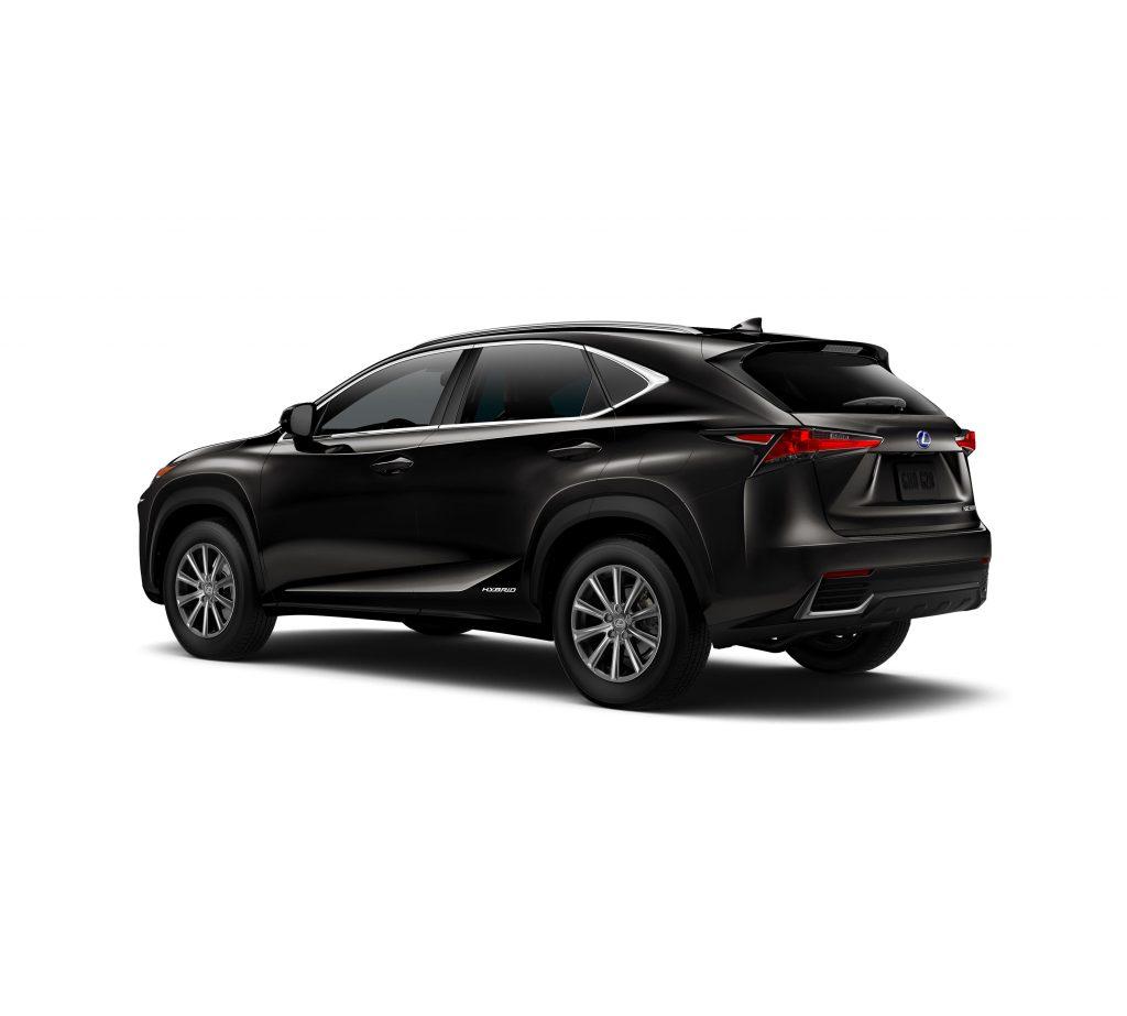 2021 Lexus NX300h AWD