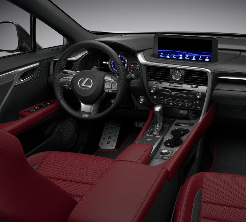2021 Lexus RX350 F-Sport AWD
