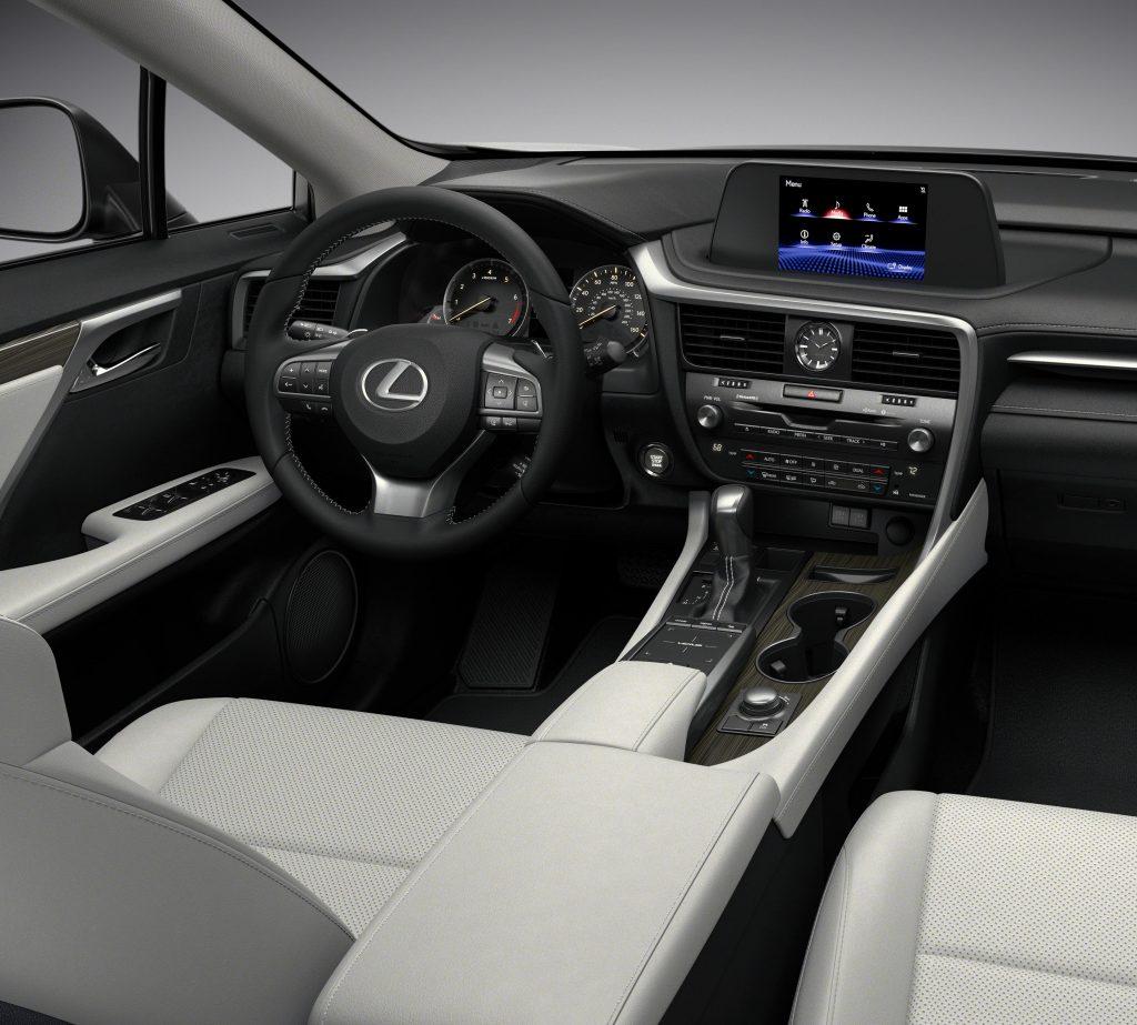 2021 Lexus RX350L AWD