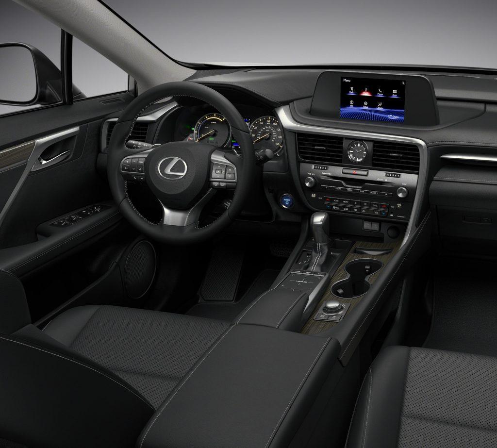 2021 Lexus RX450h AWD