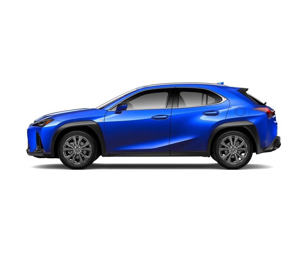 2021 Lexus UX200 F-Sport