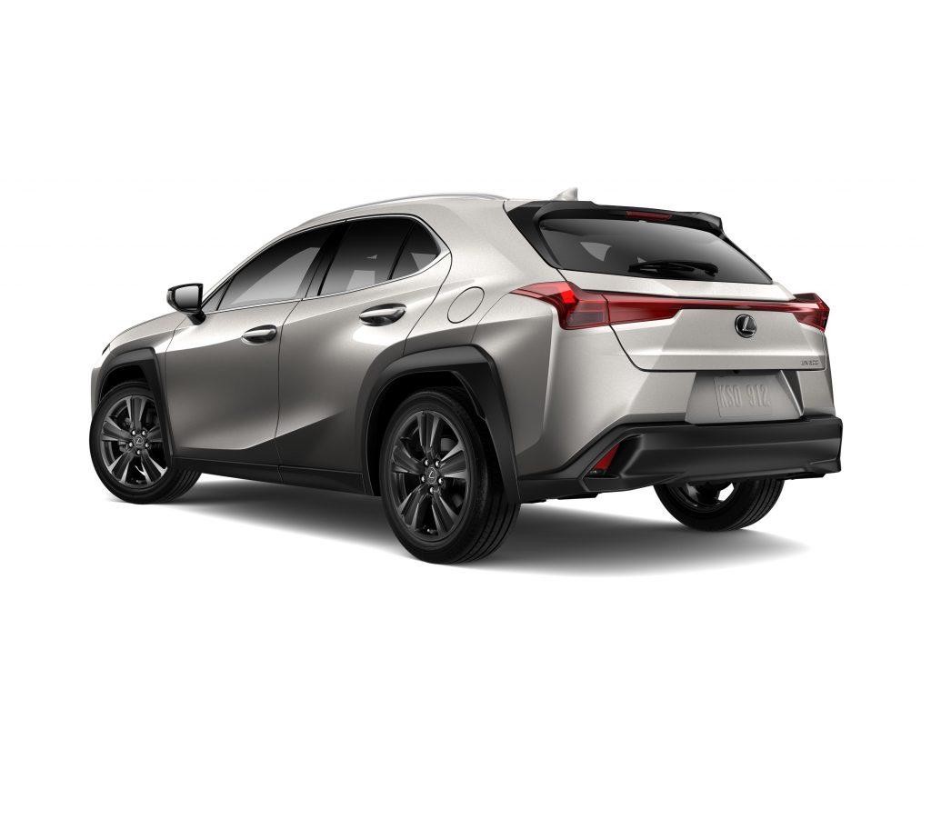 2021 Lexus UX200