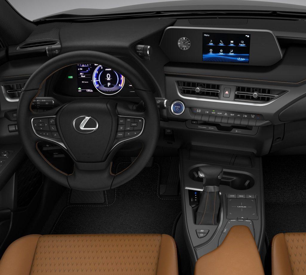 2021 Lexus UX250h AWD