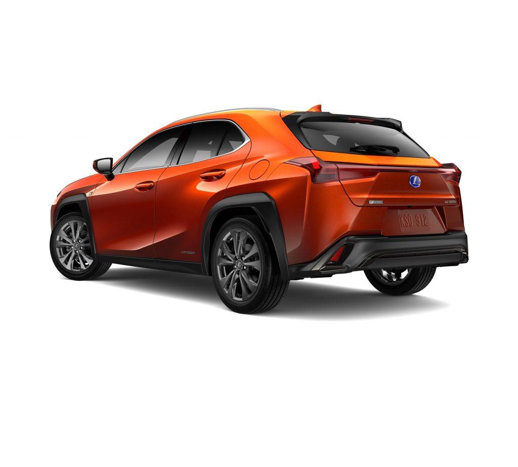 2021 Lexus UX250h F-Sport AWD