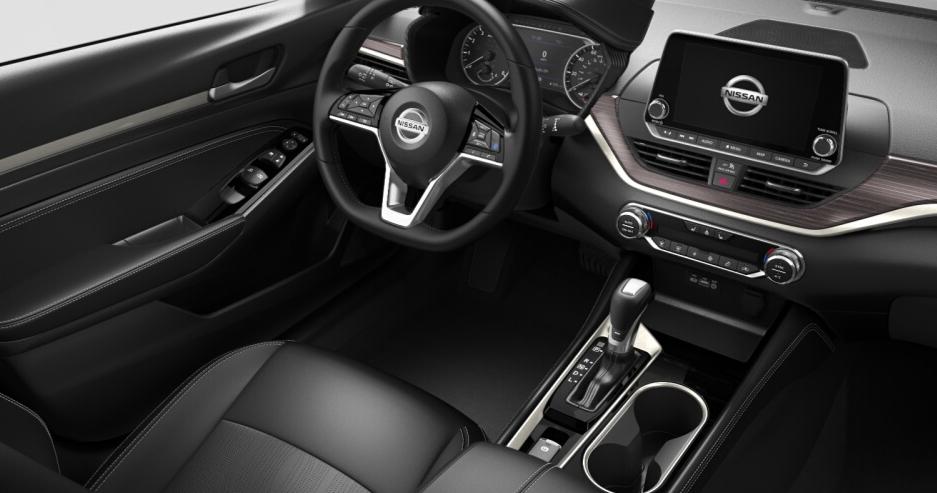 2021 Nissan Altima SL AWD
