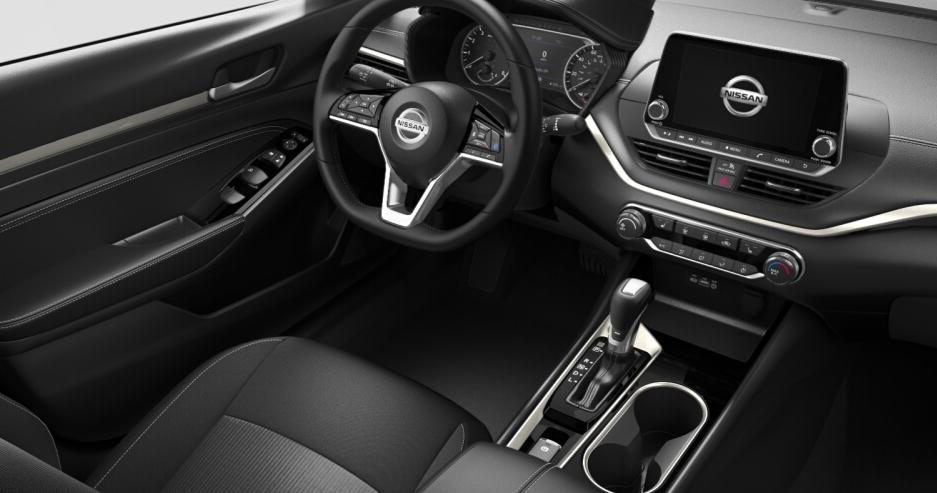 2021 Nissan Altima SV AWD
