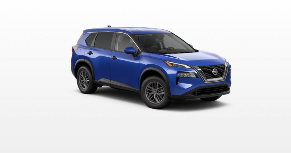 2021 Nissan Rogue S AWD