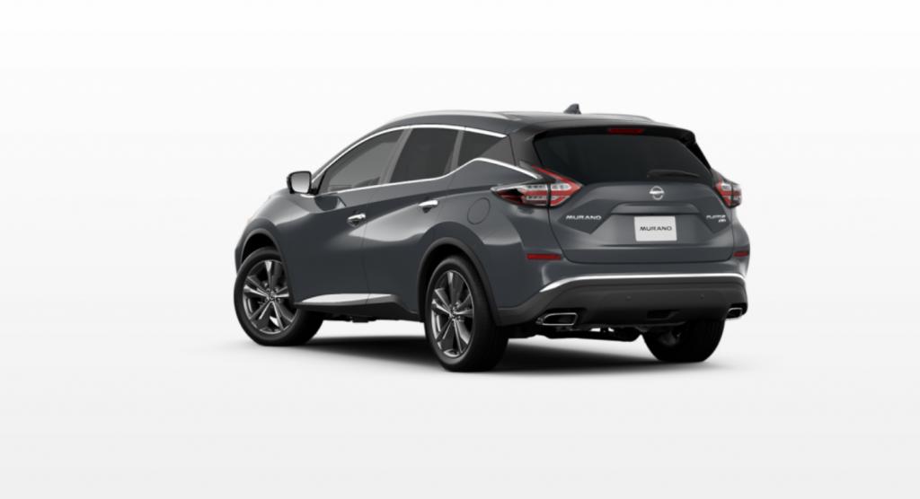 2021 Nissan Murano Platinum AWD