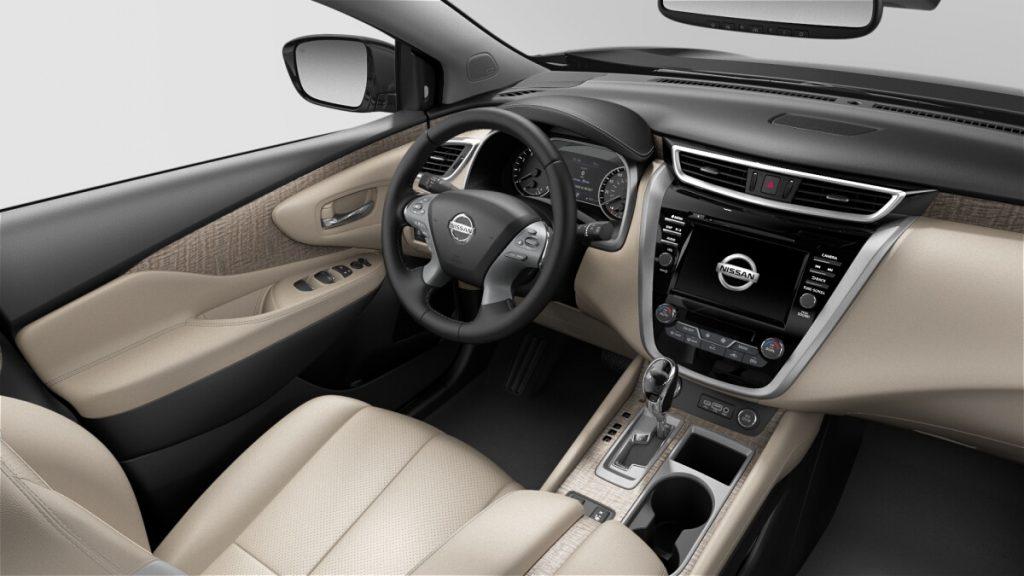 2021 Nissan Murano SL AWD