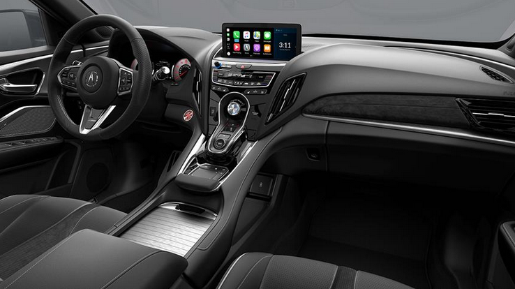 2021 Acura RDX A-Spec SH-AWD