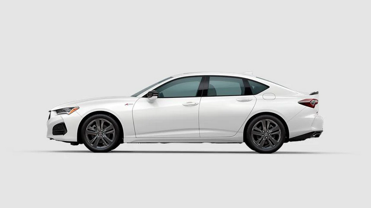 2021 Acura TLX A-Spec