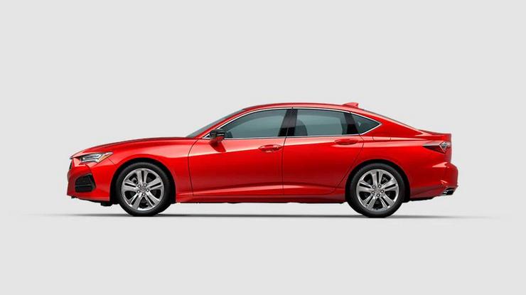 2021 Acura TLX Tech