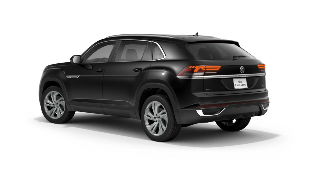 2021 Volkswagen Atlas Cross Sport SEL 2.0 4Motion